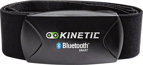 KineticDual Band wirelessHR strap and sensor