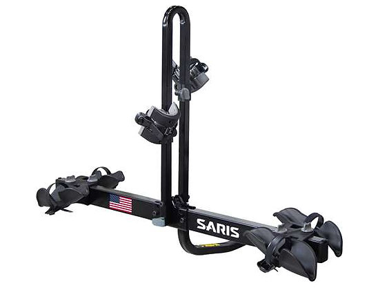 Saris  Freedom 2 bike hitch rack