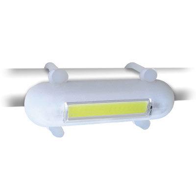 CM Atomic Dog White with White led