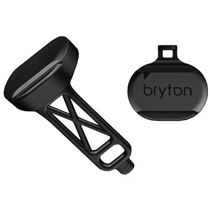 Bryton dual Sensors
