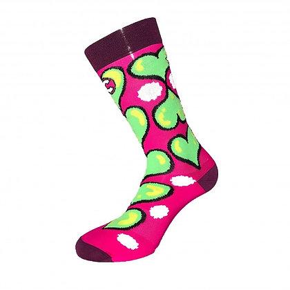 Cinelli Heart Socks