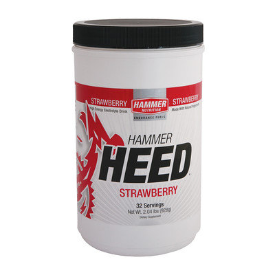 Hammer Heed 32serv Strawberry