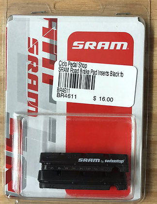 Sram Road brake pad inster blk