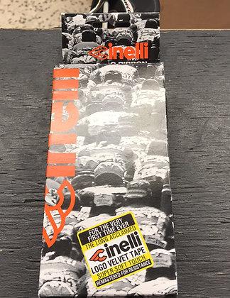 Cinelli Velvet Logo Tape