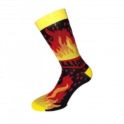 Cinelli Fire Socks