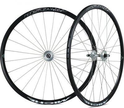 Miche Pistard Wheelset All black