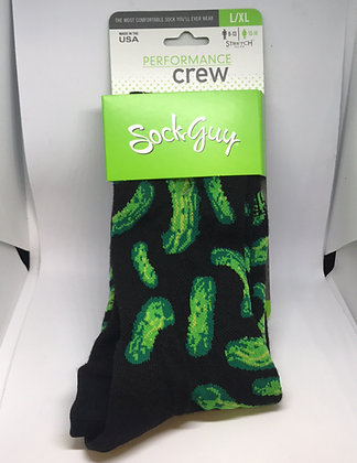 Sock Guy Jalapeño Sock