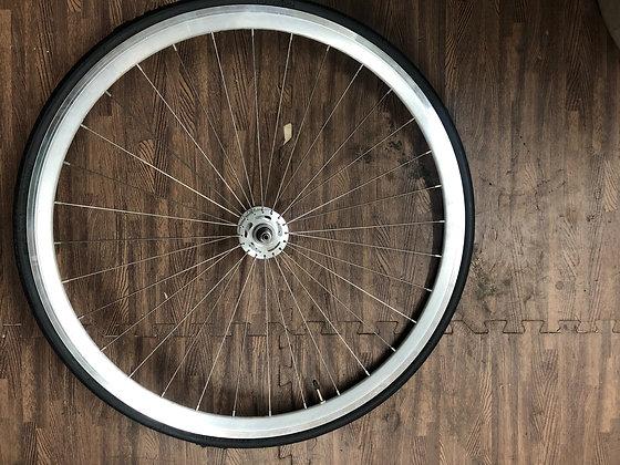 Star Thru fixed gear wheelset