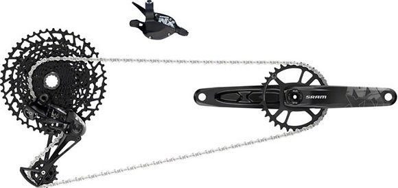 SRAM NX Eagle 32t DUB BOOST