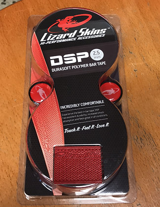 Lizard Skin Bar Tape Red 2.5mm