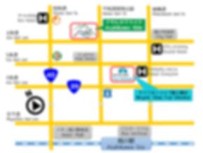 Asahikawa Ride Access Map
