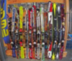 レンタルスキー ski rental スキーレンタル 旭川スキー asahikawa rental ski fatski