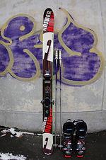 Blizzard Answer IQ Max ski rental スキーレンタル 旭川スキー asahikawa rental ski fatski