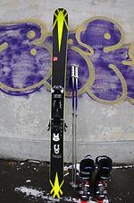 HEAD Cyclic ski rental スキーレンタル 旭川スキー asahikawa rental ski fatski