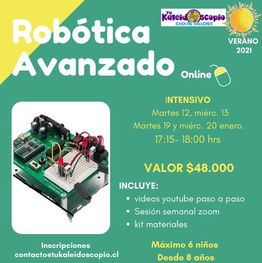 robótica avanzado