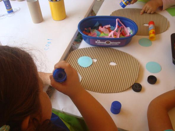 Creando nuestras propias máscaras