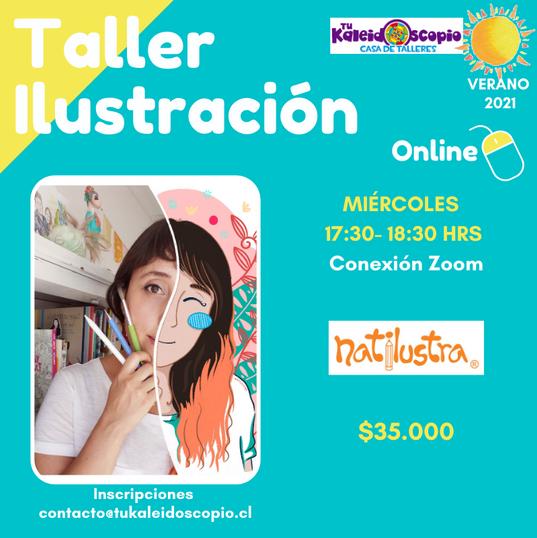 taller ilustración