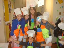 Master Chef en Pancitos y Pizzas