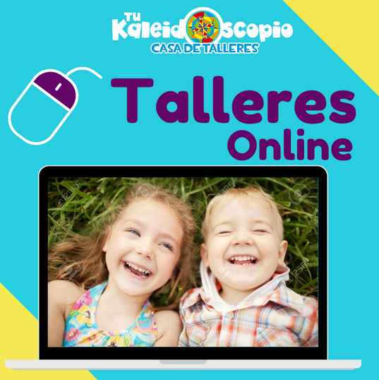 talleres online Kaleidoscopio