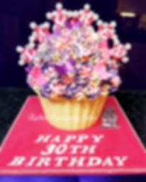 Giant Cupcake , Rachels Encanting Cakes, Sheffield