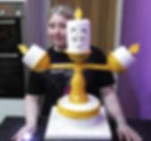 lumiere cake tutorial