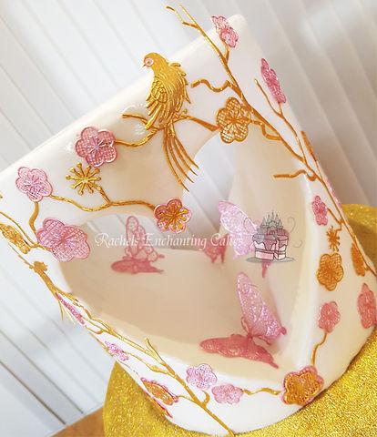 Cake Lace Cake