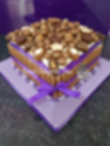 Chocolate Cake by Rachels Enchanting Cakes Sheffield