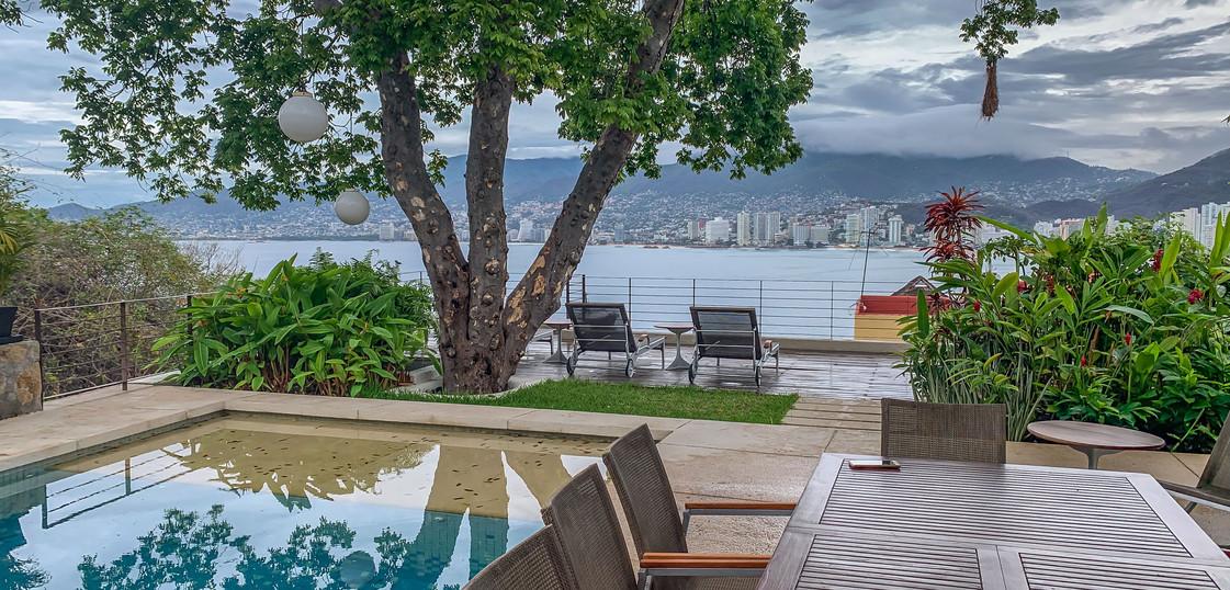 Casa Vista Azul / Brisas Guitarron / Acapulco rentas de casas