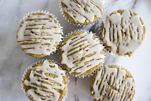 *Vegan+Gluten-Friendly Lemon Poppy Seed Muffins