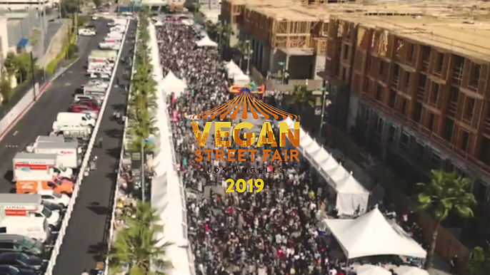 Vegan Street Fair 2019