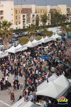 Crowd at VSF LA