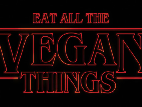 WIN this Eat All the Vegan Things Tee.  Enter below!