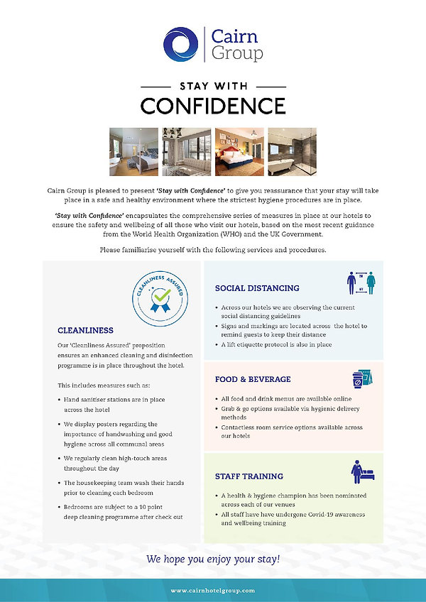 Cairn Group Stay with Confidence A4 - FI