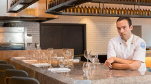 Crowne Plaza Executive Chef 'Dean Crews' launches modern European Restaurant Bar and Grill i