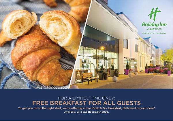 Cairn Group Breakfast Offer - Holiday In