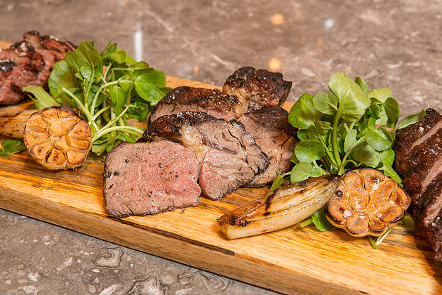 Grill thrill: Crowne Plaza Gerrards Cross
