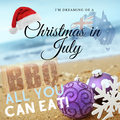 Christmas in July Aussie Style All You C