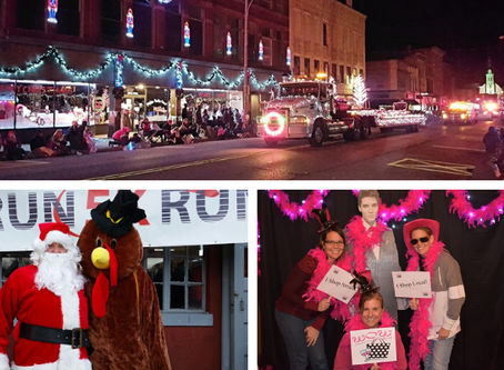 Kick off the Holidays this November in Watertown!