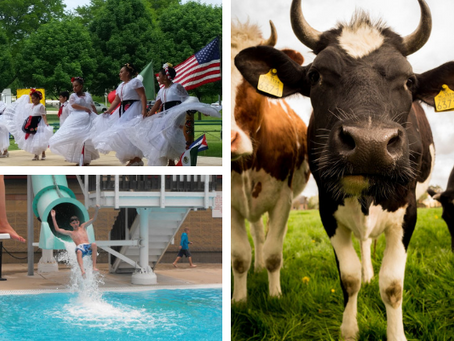 It's June!  Watertown is full of family-friendly activities to attend!