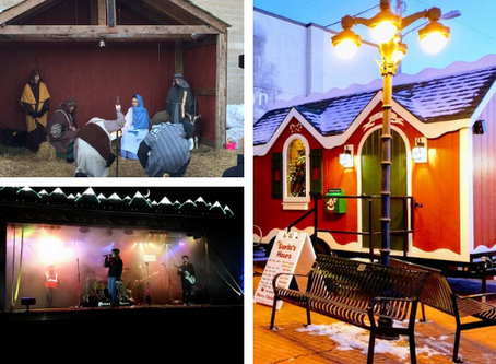 Create your holiday memories in Watertown this December!