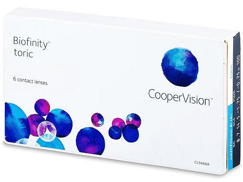 Biofinity Toric 6pack