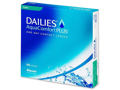 Dailies AquaComfort PLUS Toric 90pack