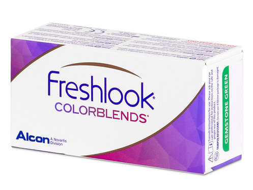 FreshLook ColorBlends 2pack