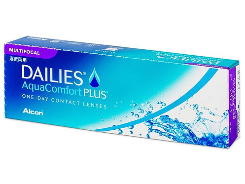 Dailies AquaComfort PLUS Multifocaal 30pack