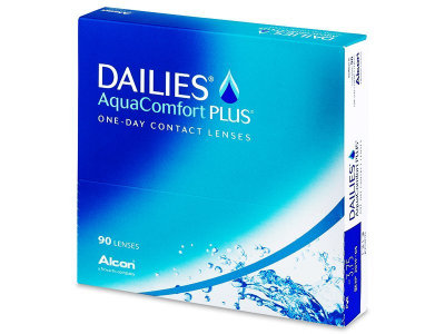 Dailies AquaComfort PLUS 90pack