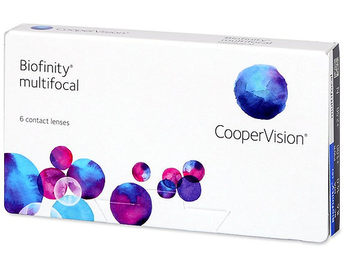 Biofinity Multifocal 6pack