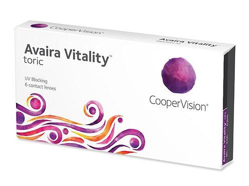 Avaira Vitality Toric 6pack