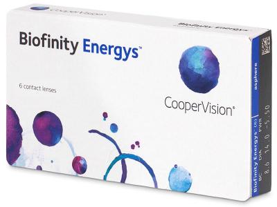 Biofinity Energys 6pack