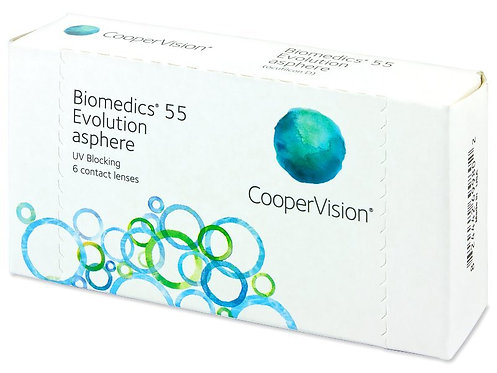 Biomedics 55 EVO 6pack