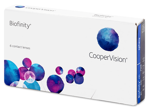 Biofinity 6pack